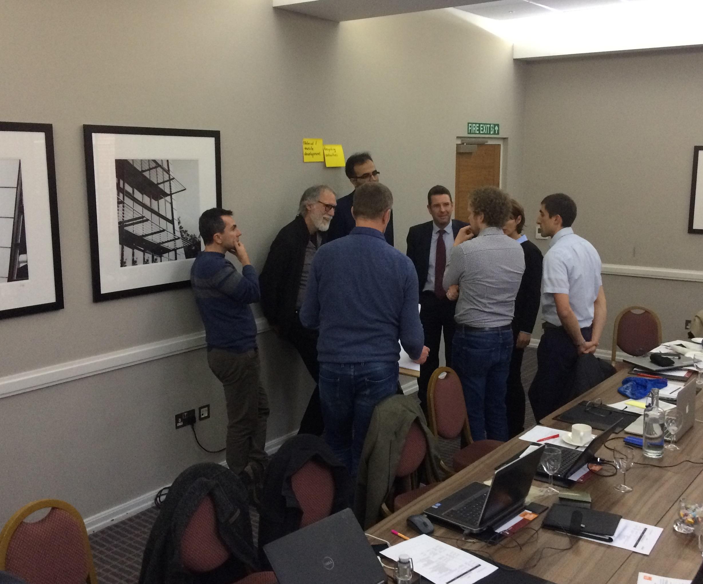 GA Meeting in Leeds